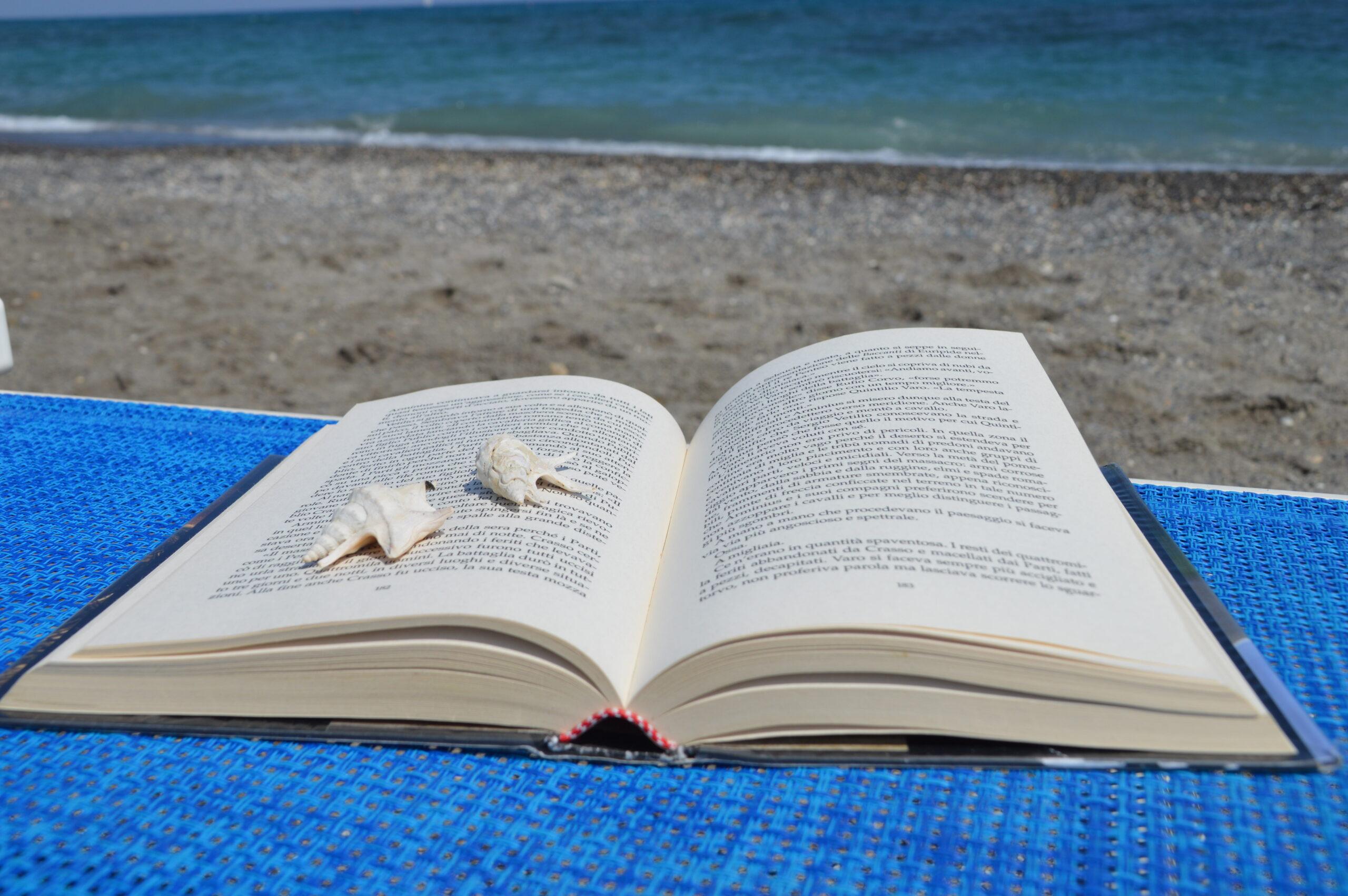 LA BIBLIOTECA IN VACANZA! Suggerimenti di lettura